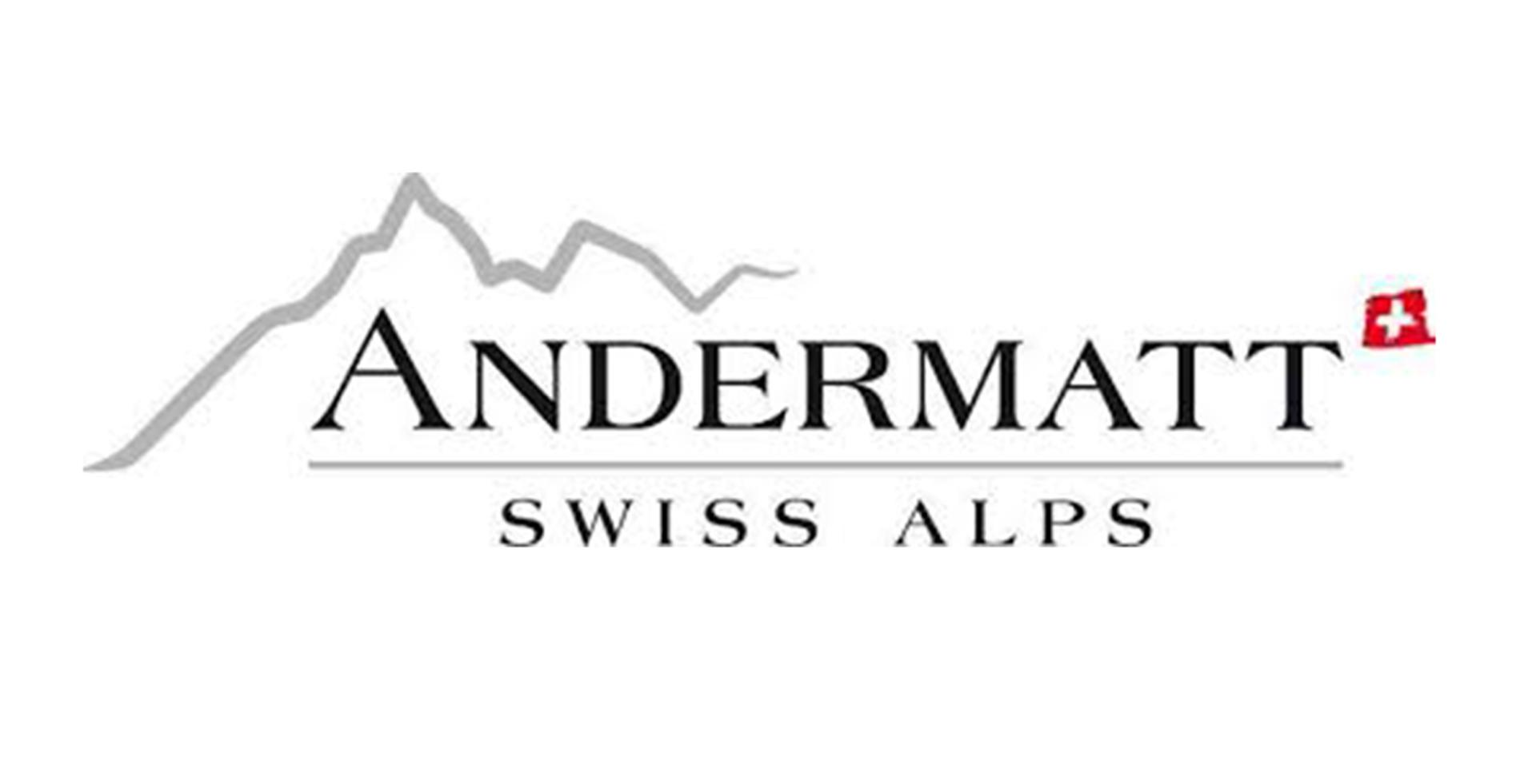 Andermatt Swiss Alps Logo