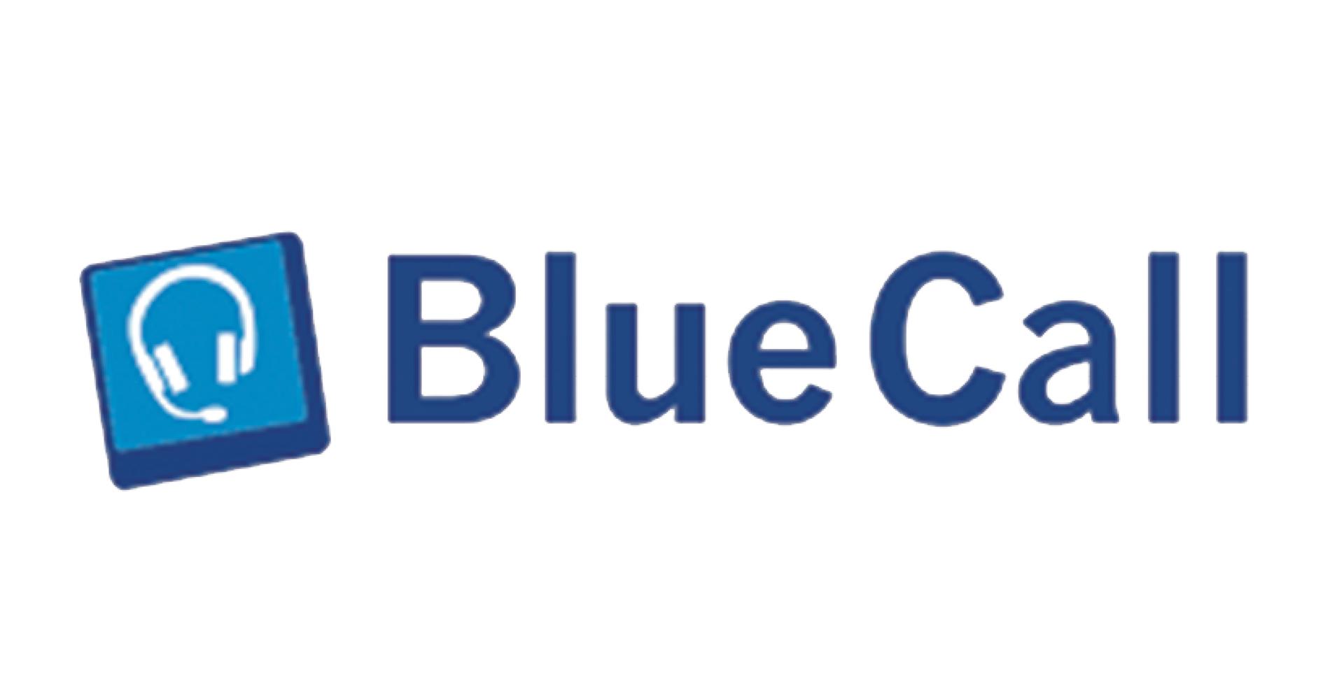 Blue Call Logo