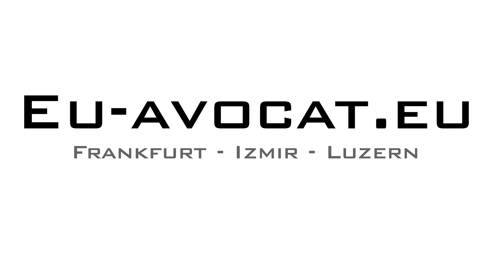 EU Avocat Logo