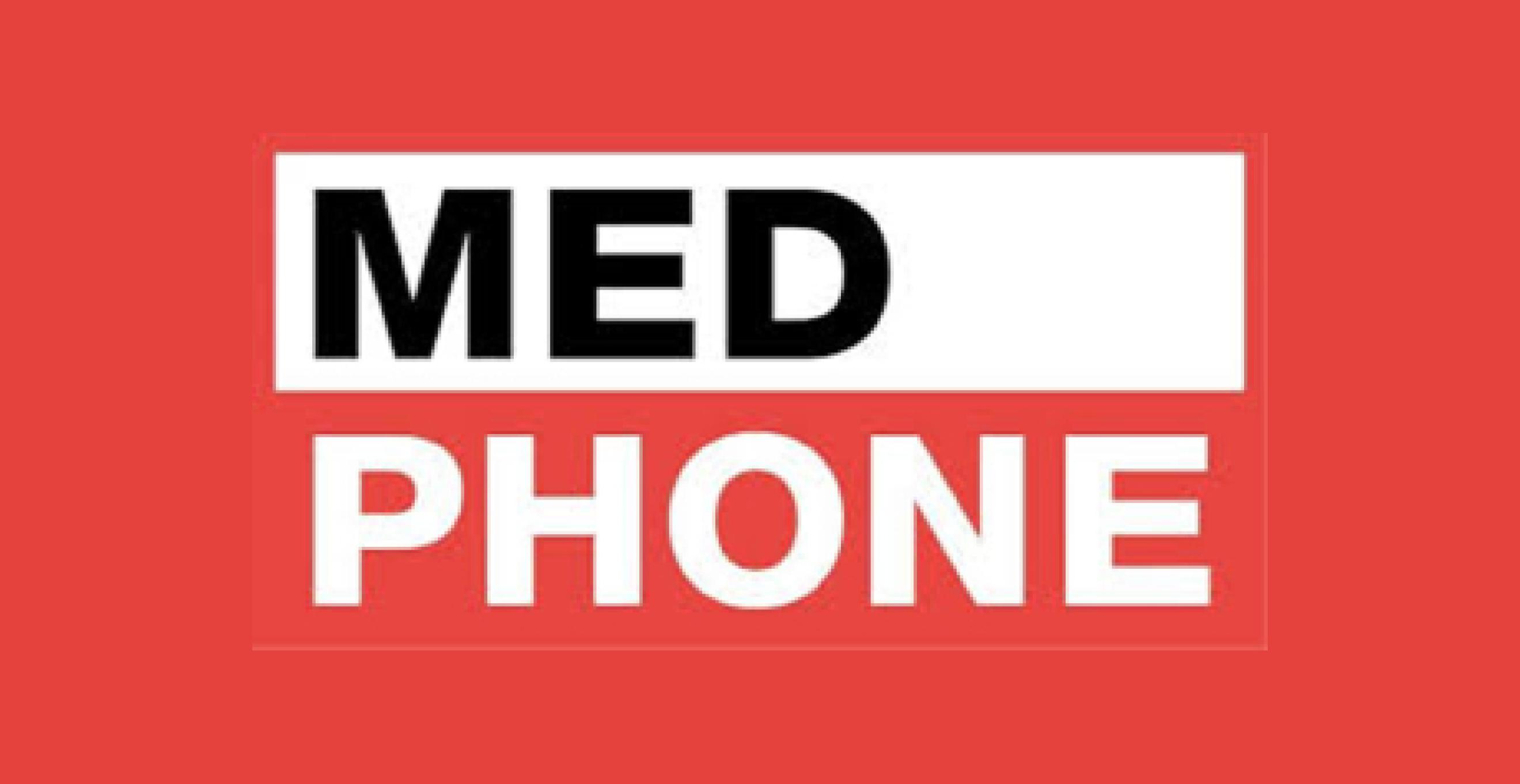 med phone logo